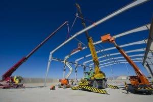 מדריך בטיחות בעבודה על סולמות גבוהים