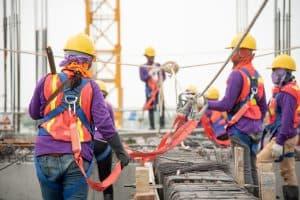 מדריך עבודה בגובה בקיסריה